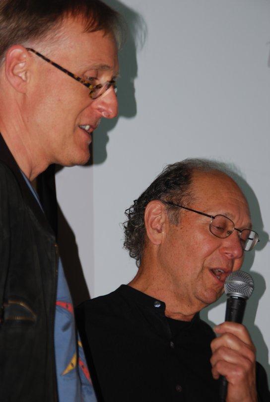 Philip Bennett und Christian Rudolph